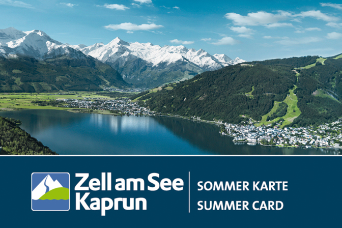 Zell am See - Kaprun Card